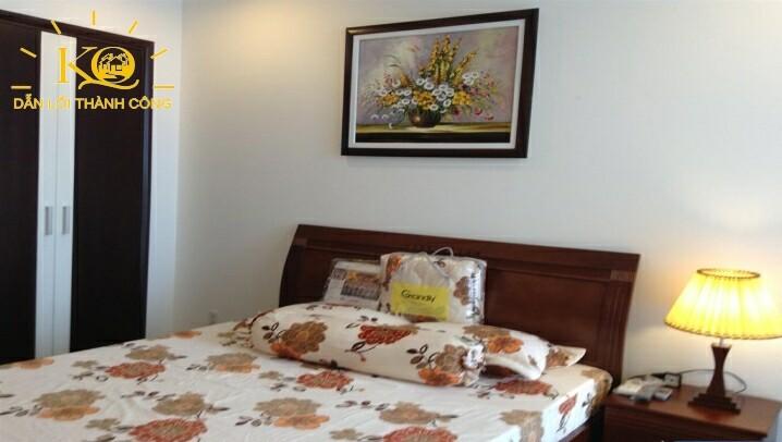 Cho thuê căn hộ hozion dt: 110m2, 2pn, 2wc