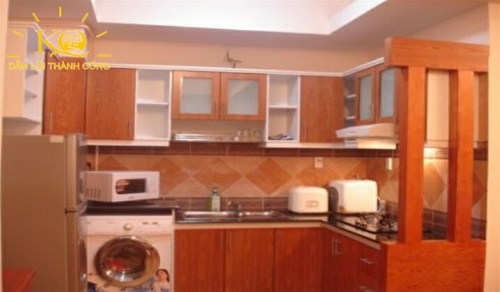 gian bếp
