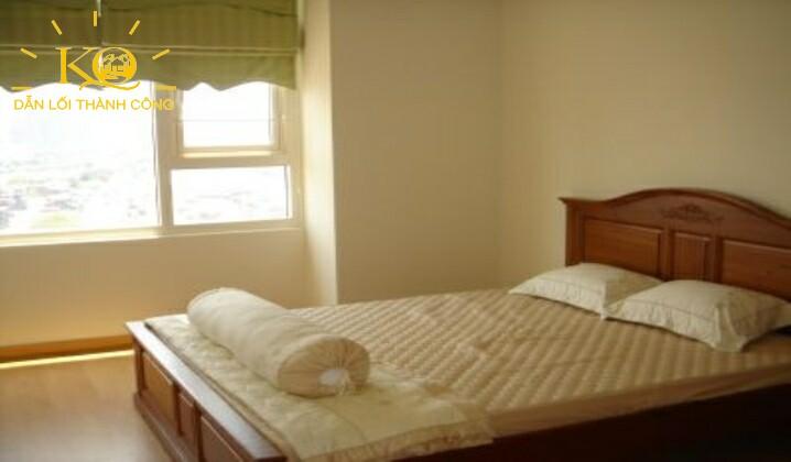 một phòng ngủ khác trong căn hộ